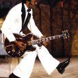 Chuck Berry en concert en 1979 © Allan Alder/Globe Photos/ZUMAPRESS.com/ Bestimage