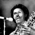 Chuck Berry en concert à Toronto le 27 août 1970. © Dick Darrell/Toronto Star/ZUMA Press/ Bestimage