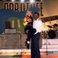 Archives - Portraits de diverses personnalités - Chuck Berry, Dorothée 199300/00/1993 -