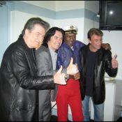 Chuck Berry : Johnny et Laeticia Hallyday en deuil comme tout le rock français