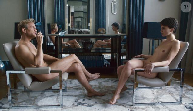 """Première image de """"L'Amant double"""", le prochain film de François Ozon."""