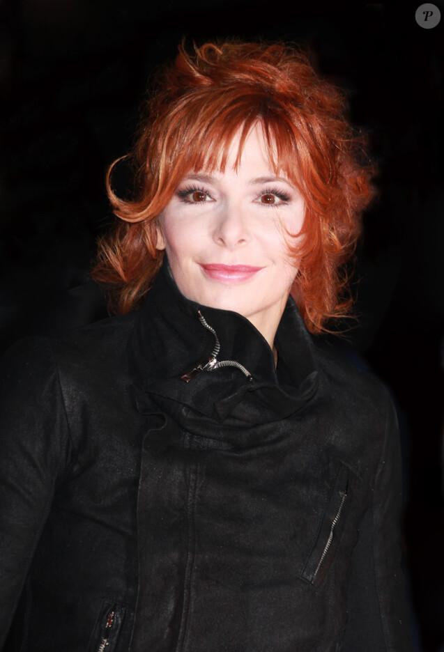 Mylène Farmer en 2012 à Cannes.