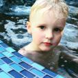 Joshua, le fils de James Van Der Beek et Kimberly Brook, est né en mars 2012.
