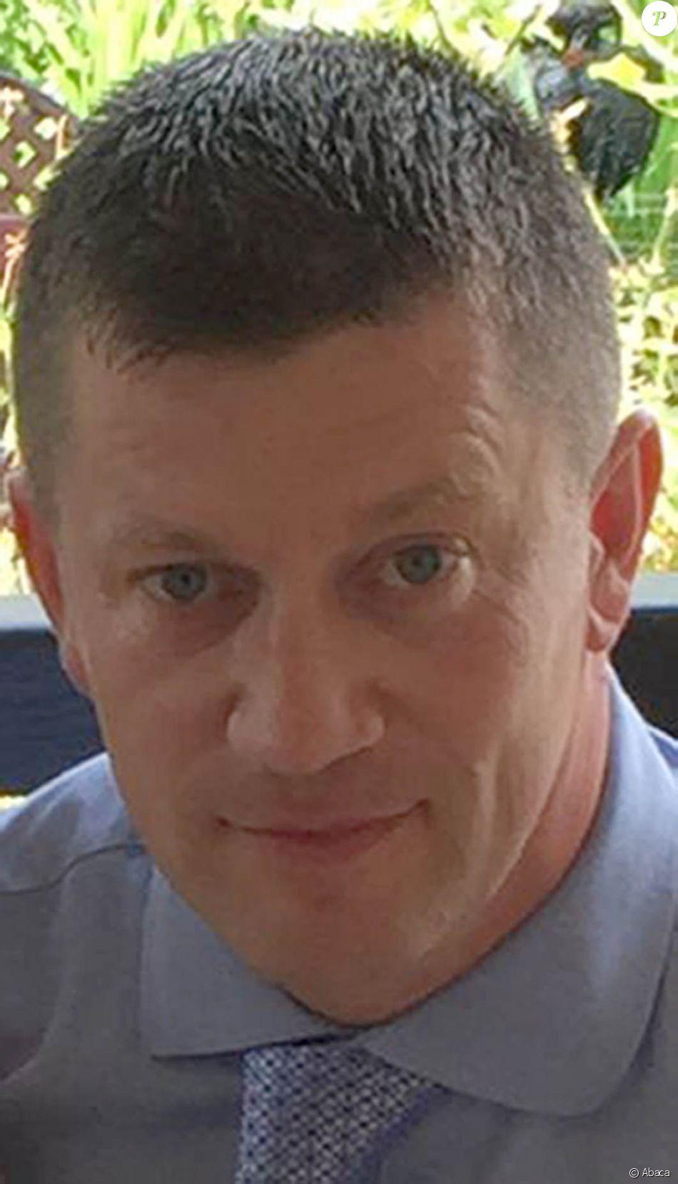 L'officier de police Keith Palmer qui a été tue lors de l'attentat survenu à la House of Parliament, Londres, le 22 mars 2017.