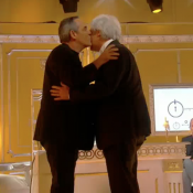 SLT – Thierry Ardisson et Bruno Masure : Bisou et mise au point