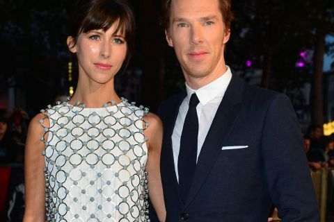 Benedict Cumberbatch papa : Un deuxième garçon pour Sherlock