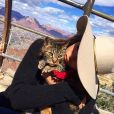 Nina Dobrev pleure la mort de son chat sur Instagram, le 27 mars 2017.