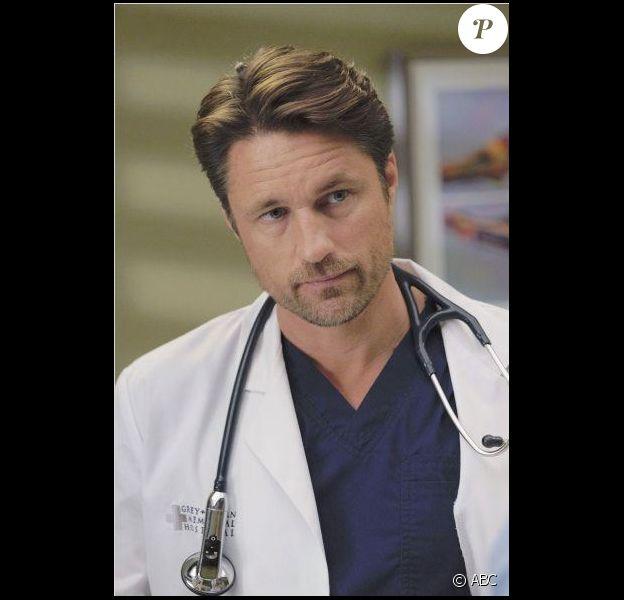 Martin Henderson dans Grey's Anatomy saison 12