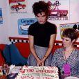 Pour ses 49 ans, Céline Dion a partagé divers clichés sur les réseaux sociaux. Ici en famille en 1994.