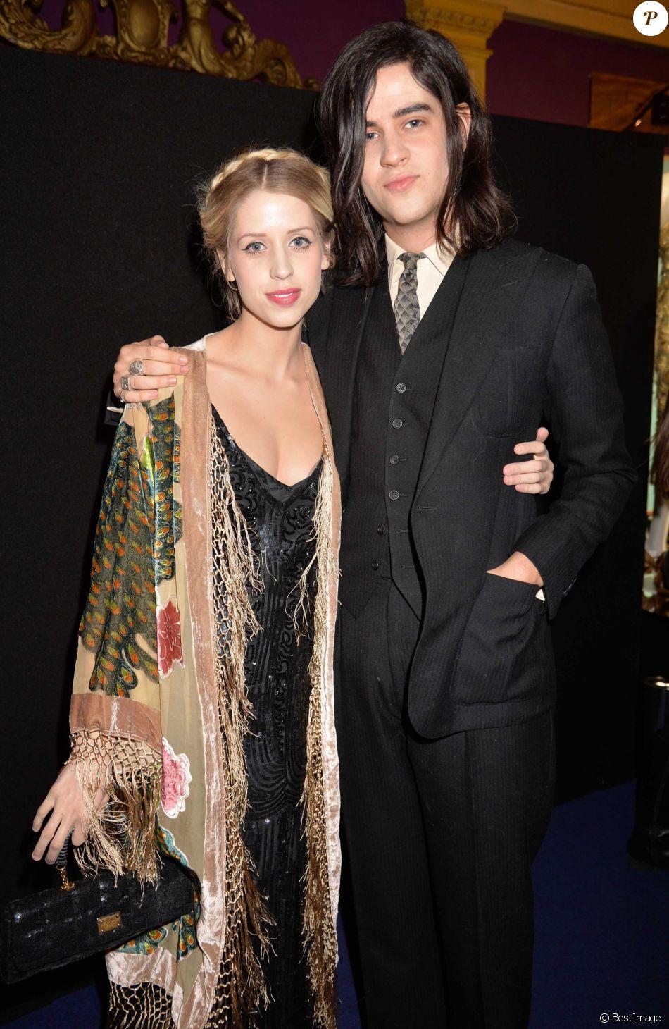 """Peaches Geldof, Thomas Cohen - Projection du film Gatsby le Magnifique"""" a Londres le 15 mai 2013."""