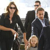 "Nicolas Sarkozy complètement gaga de sa fille : ""Giulia, c'est ma reine !"""