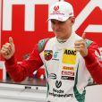 Mick Schumacher, fils de Michael Schumacher, lors de la dernière course de la saison de Formule 4 ADAC le 2 octobre 2016 à Hockenheim en Allemagne. © RONALD WITTEK/dpa /ABACAPRESS.COM