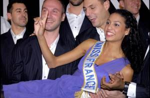 Miss France 2009... portée en triomphe par nos handballeurs !