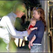 Billie Piper, son mari Laurence Fox et leur bébé : pour vivre heureux, vivons cachés !