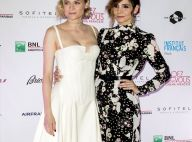 Diane Kruger et Clotilde Courau, rayonnantes ambassadrices du cinéma français