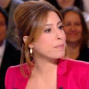 Léa Salamé maman : Retour radieux et poignant dans L'Émission politique !
