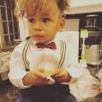 Le petit  Genesis (2 ans) est le fils cadet d'Alicia Keys et de son époux Swizz Beatz.