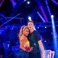 Greg Rutherford était à l'automne 2016 l'un des candidats de Strictly Come Dancing avec la danseuse Natalie Lowe pour partenaire. © BBC - Guy Levy/PA Wire.