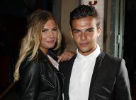 Julien Castaldi et sa chérie Ludivine, première sortie face à Mélanie de SS10
