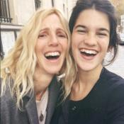 """Sandrine Kiberlain fête sa fille : """"On n'est pas sérieux quand on a 17 ans"""""""