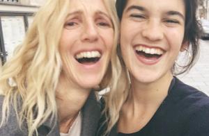 Sandrine Kiberlain fête sa fille :