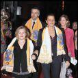 Stéphanie de Monaco et Camille assistent au 33e Festival International du Cirque de Monte-Carlo, 16/01/09