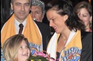 Stéphanie de Monaco, sa petite Camille a bien grandi... Regardez !