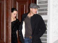 Brad Pitt et Angelina Jolie : un resto en amoureux... et on rentre !