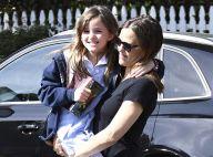 Jennifer Garner : Une super maman qui porte à bout de bras sa fille de 8 ans