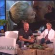 Vin Diesel, choqué par les propos de Charlize Theron, dans The Ellen Show. (capture d'écran)