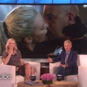 Charlize Theron tacle Vin Diesel sur leur baiser : Choqué, l'acteur répond !