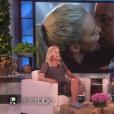 Charlize Theron parle du baiser avec Vin Diesel dans The Ellen Show.