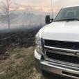 Le 10 avril sur Twitter, Chris Soules a publié une photo de son véhicule récemment impliqué dans un accident de la route mortel.