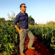 Chris Soules au Kenya - Photo publiée sur Twitter le 20 janvier 2017