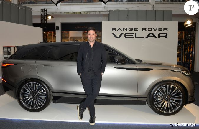 semi exclusif dimitri yachvili la soir e de pr sentation de la nouvelle range rover velar au. Black Bedroom Furniture Sets. Home Design Ideas