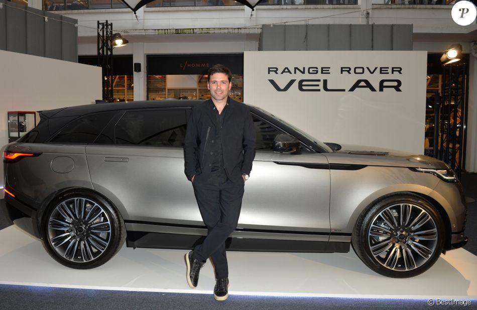 semi exclusif dimitri yachvili la soir e de pr sentation de la nouvelle range rover velar au. Black Bedroom Furniture Sets. Home Design Ideas