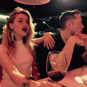 Amber Heard in love d'Elon Musk : Comment le milliardaire a ravi son coeur