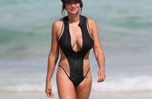 Jackie Cruz (Orange Is the New Black) : Sublime à la plage, avant la prison