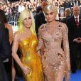 Donatella Versace et Kylie Jenner assistent au Met Gala 2017 au Metropolitan Museum of Art. New York, le 1er mai 2017.