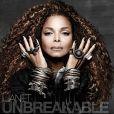 Couverture du nouvel album de Janet Jackson, le premier depuis 7 ans à Los Angeles le 3 septembre 2015