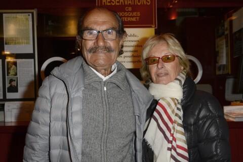 """Gérard Hernandez, fou de Micheline : """"Sans elle, je suis perdu"""""""