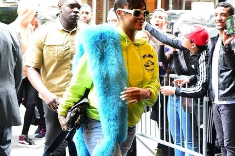 Look de la Semaine : Rihanna, Beyoncé enceinte et Bella Hadid s'affrontent
