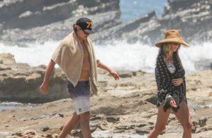 Heidi Klum : Touriste sexy en vacances avec son chéri Vito Schnabel