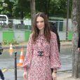 Anna Brewster - Défilé de mode Chanel, collection croisière 2018 au Grand Palais à Paris. Le 3 mai 2017 © CVS / Bestimage