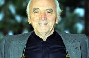 Charles Aznavour : De bien belles bretelles pour... un très bel hommage avec un bel humour !