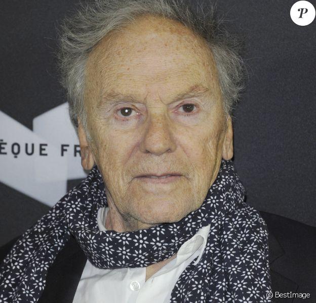 Jean-Louis Trintignant à Paris le 15 Octobre 2012.
