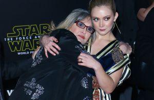 Billie Lourd : Son touchant message à sa mère Carrie Fisher, décédée...