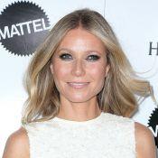 Gwyneth Paltrow : Abdos en béton et jupe ultra-fendue sur tapis rouge