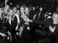 """Johnny Hallyday : En grande forme avec ses """"girls"""" avant le retour sur scène"""