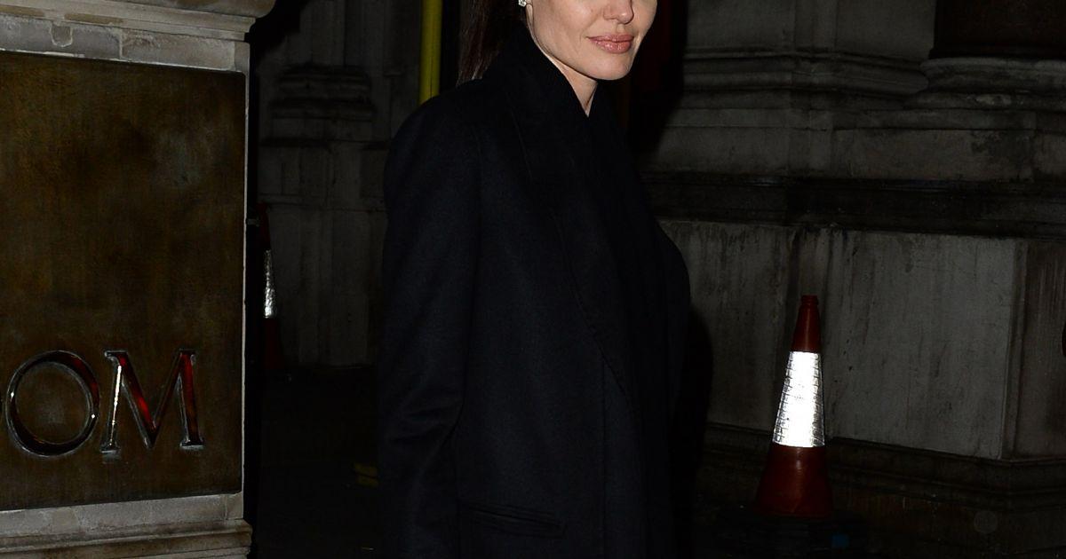 Angelina Jolie bryster sort pornostjerne